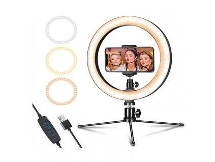 10' LED Selfie Ring Senlight