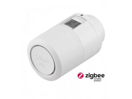 Radiátorová termostatická hlavice, Danfoss Ally™, Typ adaptéru M30, RA, RAV, RAVL, 2.4 GHz (014G2460)