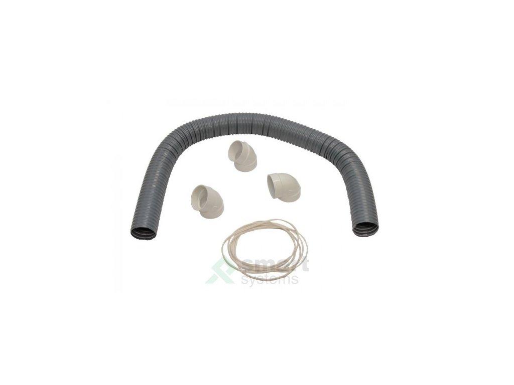prislusenstvo vacpan 3 kolena 15m kabla 1m pruznej hadice