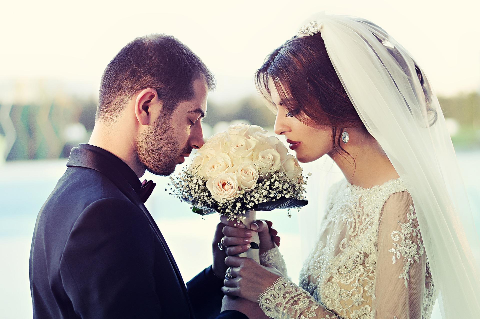 Svatební Déjà vu: Nevěsta jako madona