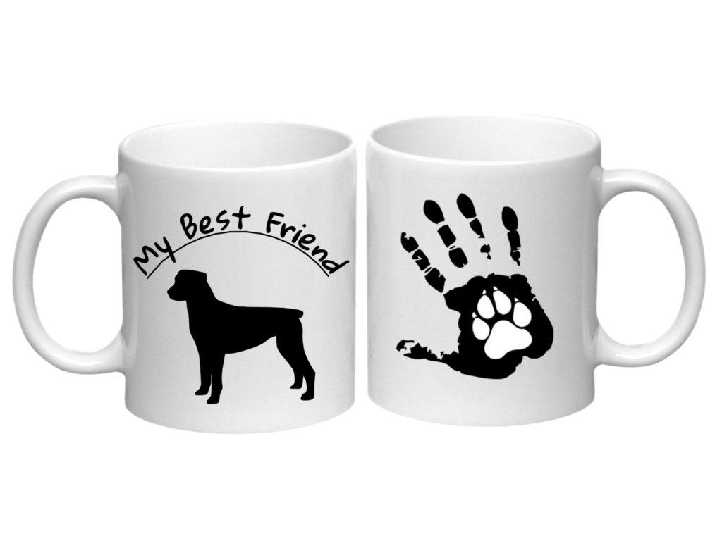 Hrneček My Best Friend - Rotvajler