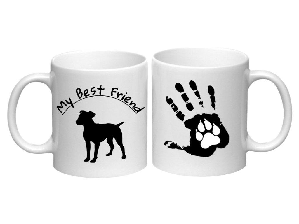 Hrneček My Best Friend - Jack Russell
