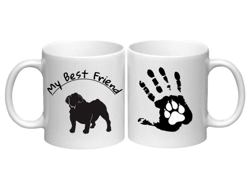 Hrneček My Best Friend - Buldog