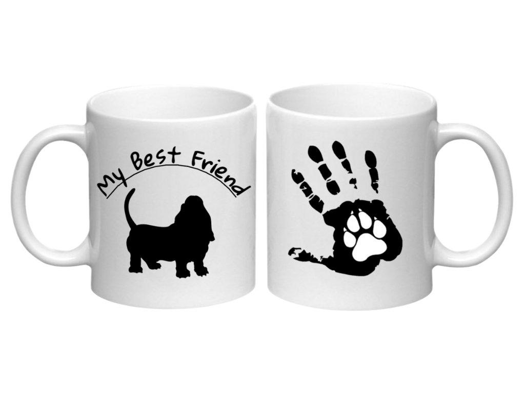 Hrneček My Best Friend - Baset