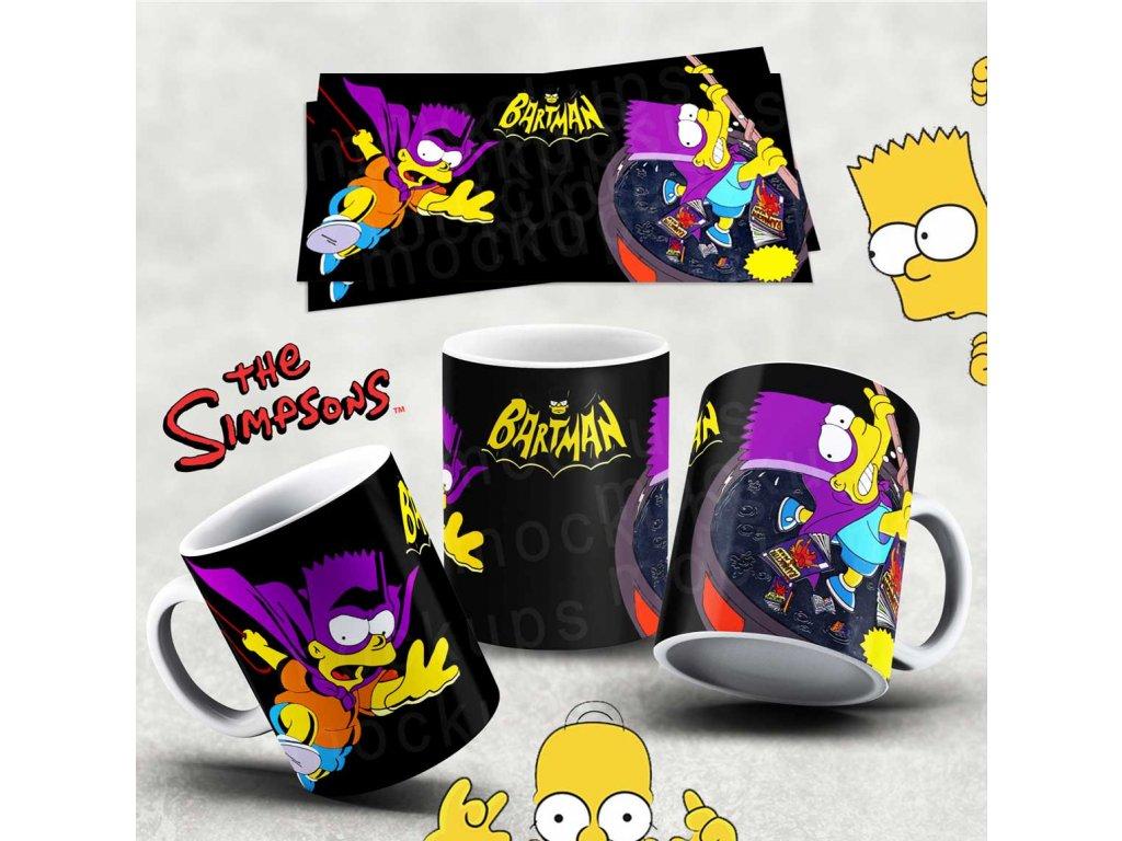 Hrneček s motivem Simpsonovi- 23