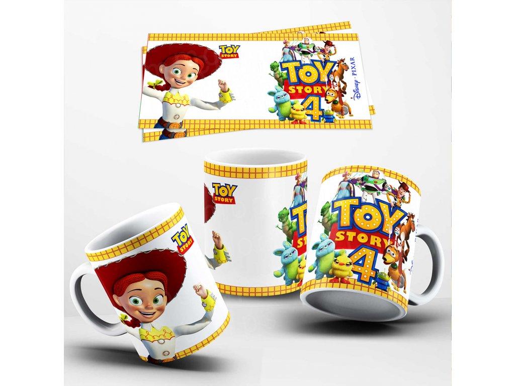 Hrneček s motivem-  Toy Story 3