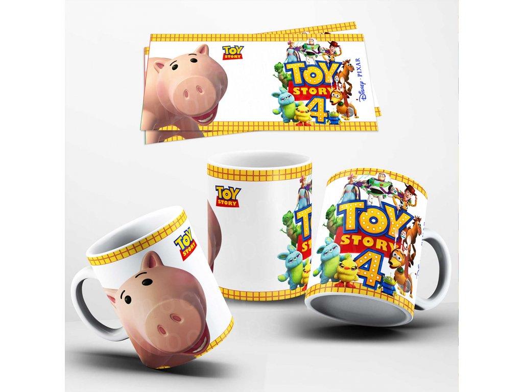 Hrneček s motivem-  Toy Story 5