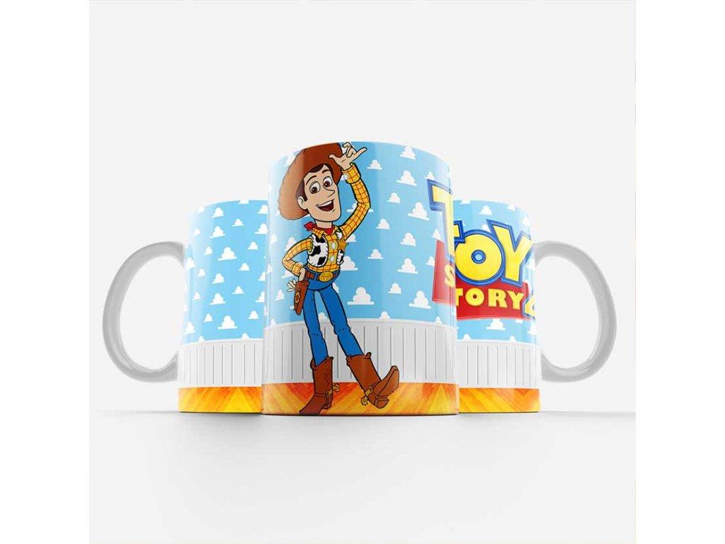 Hrneček s motivem-  Toy Story 17