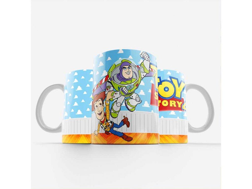 Hrneček s motivem-  Toy Story 21