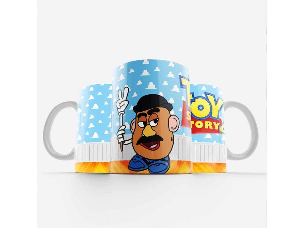 Hrneček s motivem-  Toy Story 24