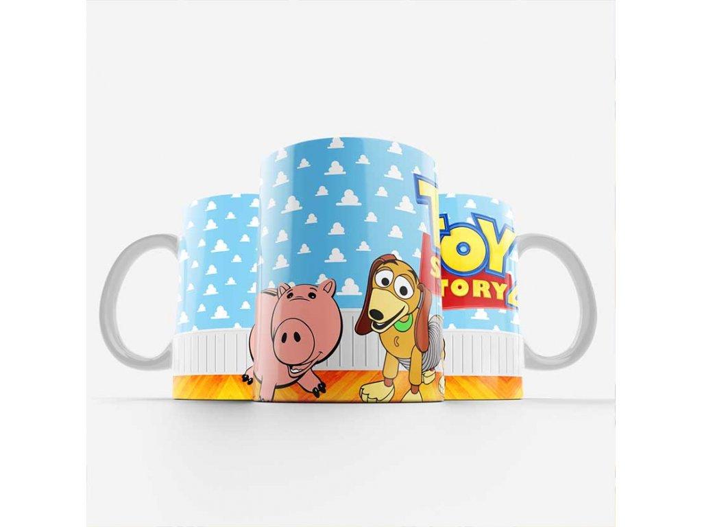 Hrneček s motivem-  Toy Story 26