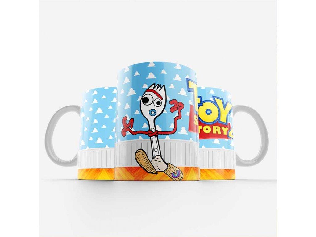 Hrneček s motivem-  Toy Story 27