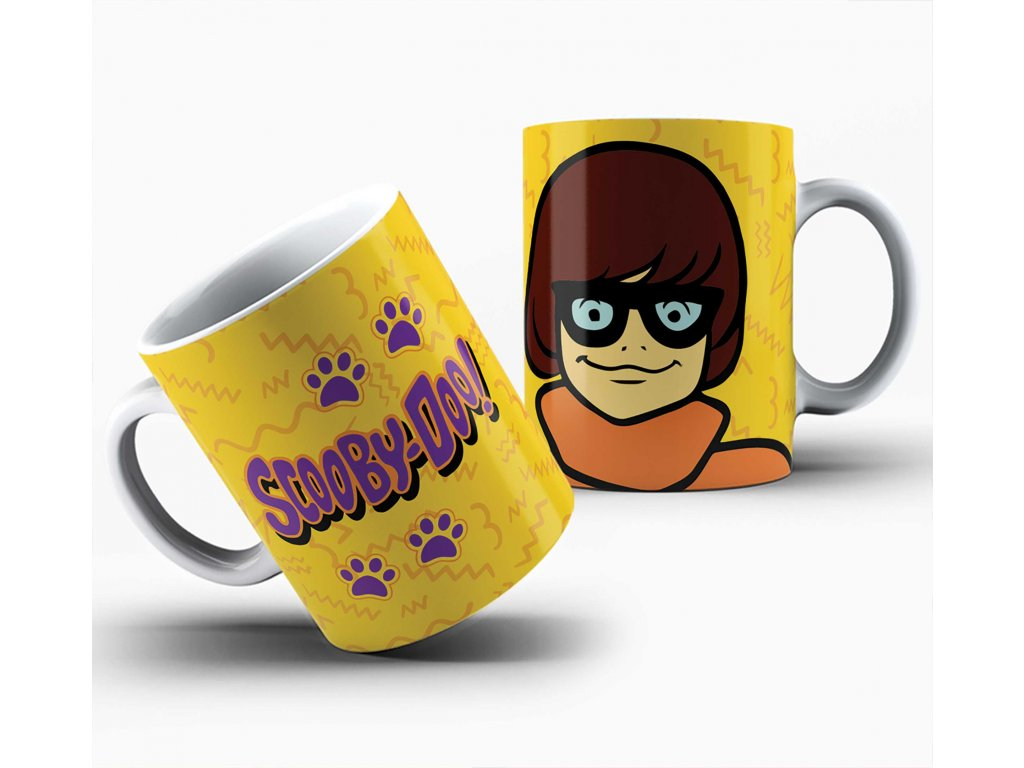 Hrneček s motivem-  Scooby 2