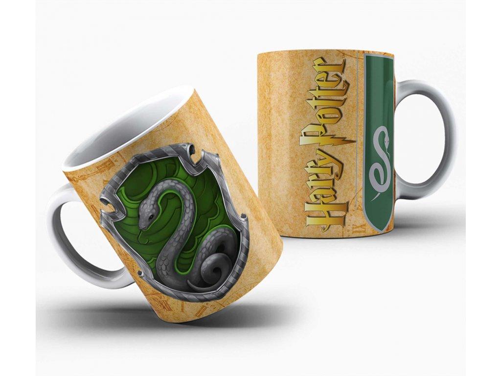 Hrneček s motivem-  Harry Potter 4