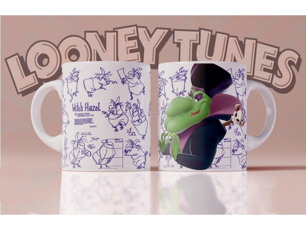 Hrneček s motivem ze seriálu  Looney Tunes 8