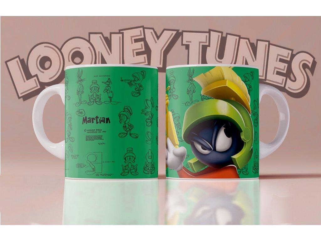Hrneček s motivem ze seriálu  Looney Tunes 12