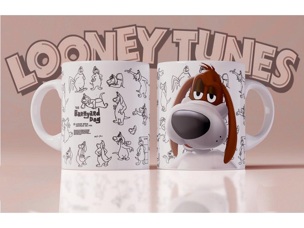 Hrneček s motivem ze seriálu  Looney Tunes 17