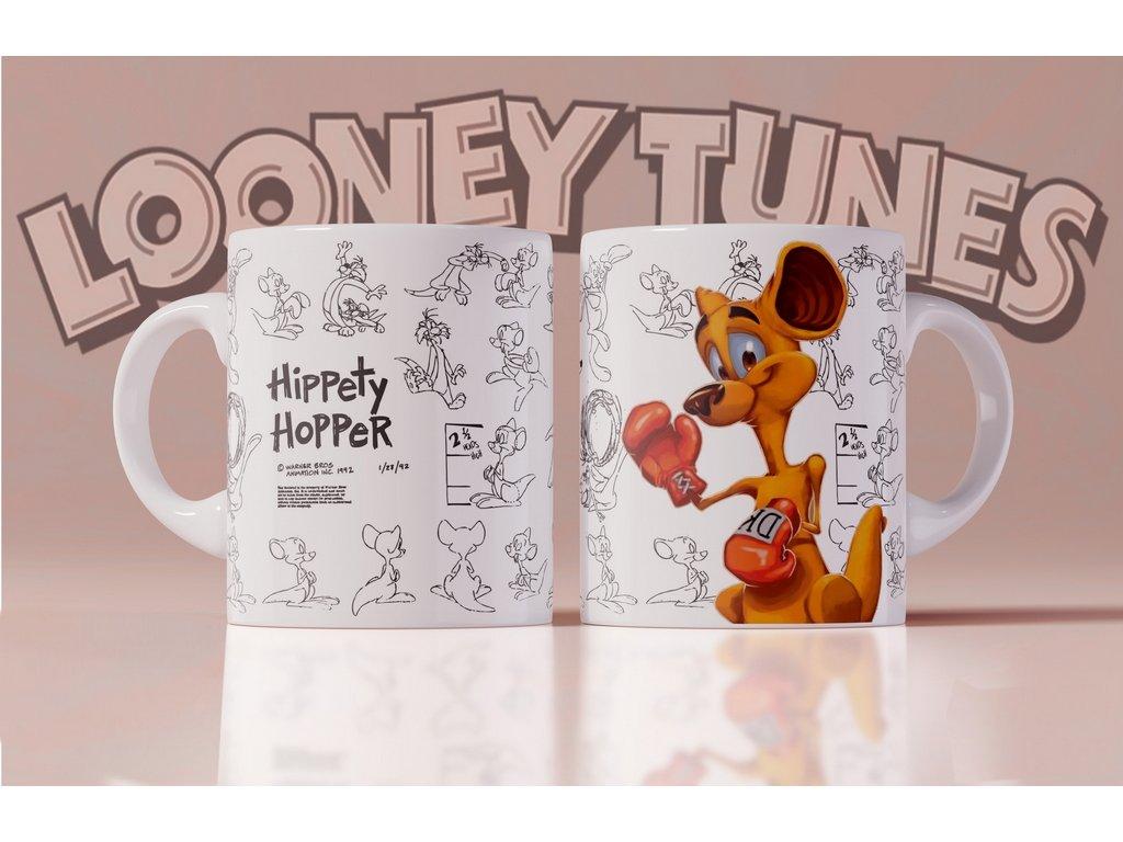 Hrneček s motivem ze seriálu  Looney Tunes 19