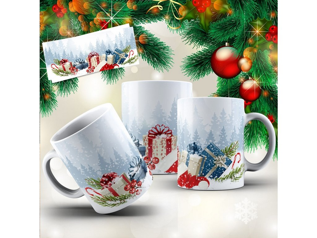 Vánoční hrneček pro tu správnou sváteční pohodu 4