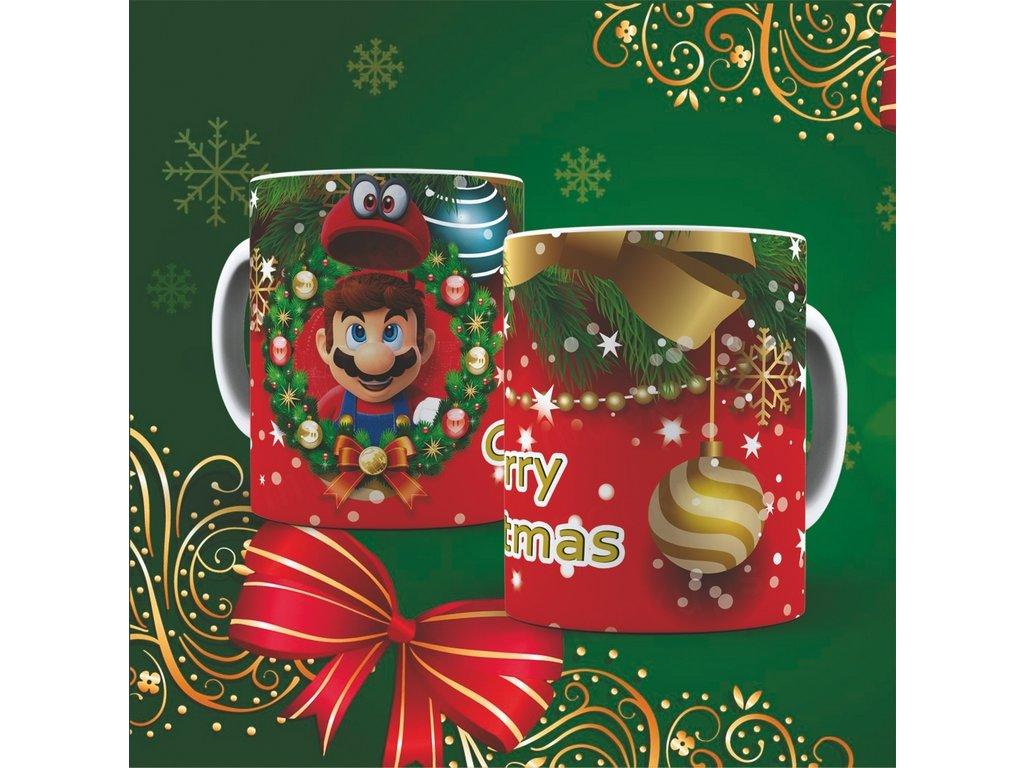 Vánoční hrneček pro tu správnou sváteční pohodu 08