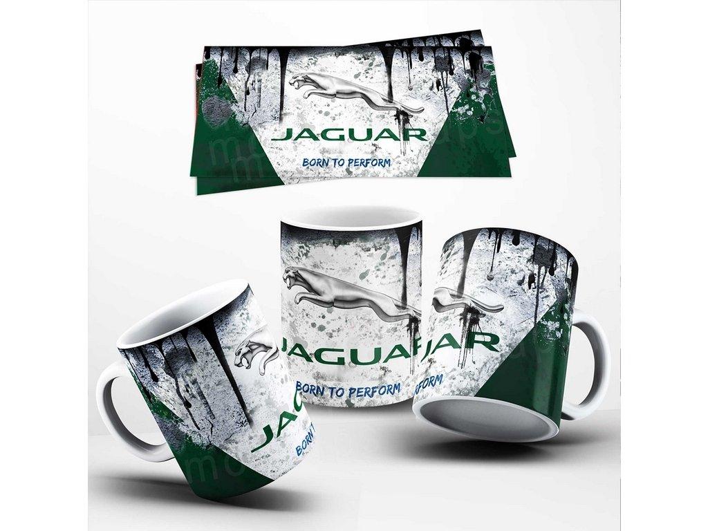 Hrneček se značkou vozů Jaguar 017