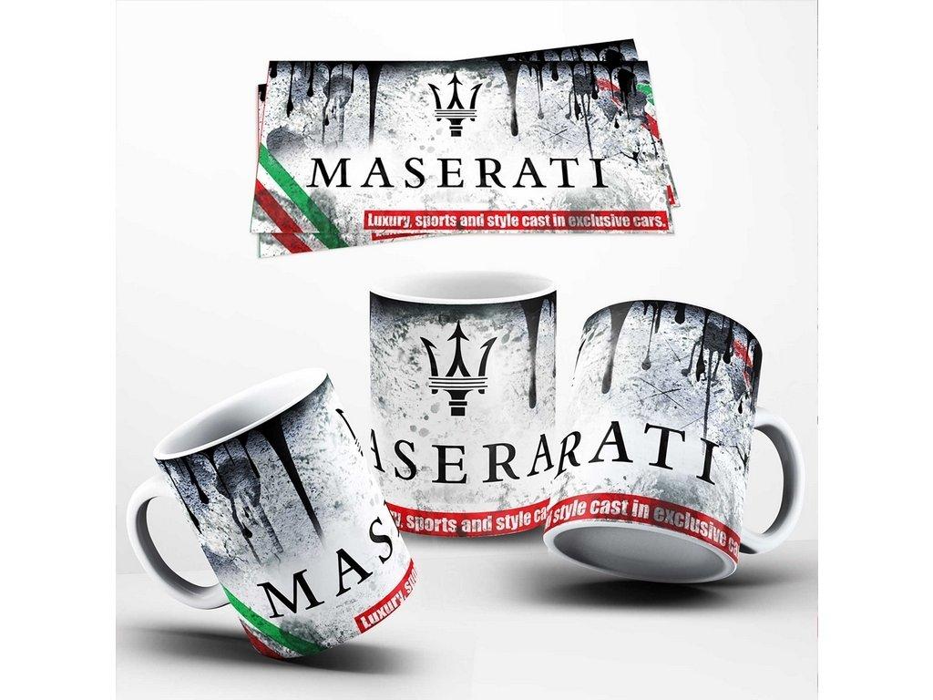Hrneček se značkou vozů Maserati 024