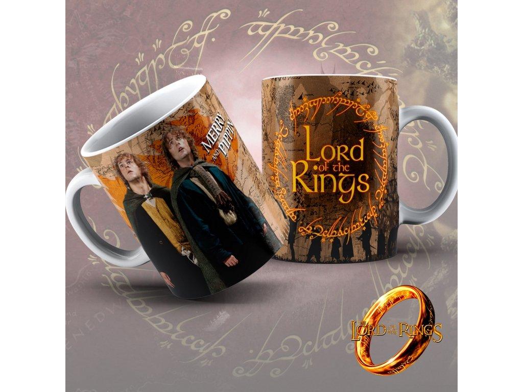 Hrneček z filmu Lord of the rings / Pán Prstenů- Pippin