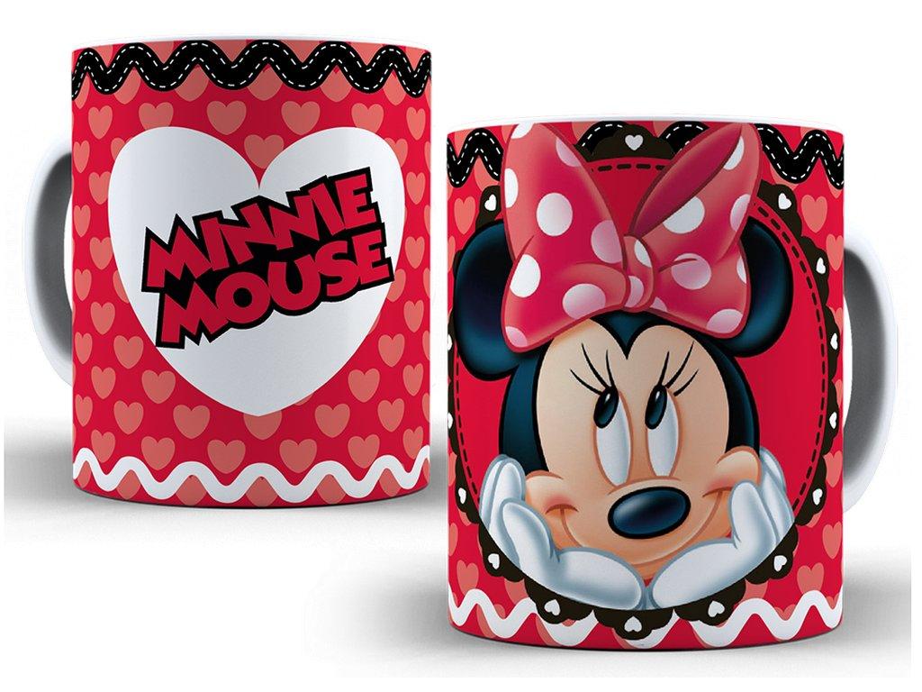 Hrneček Mickey a Minnie- Mickey 9