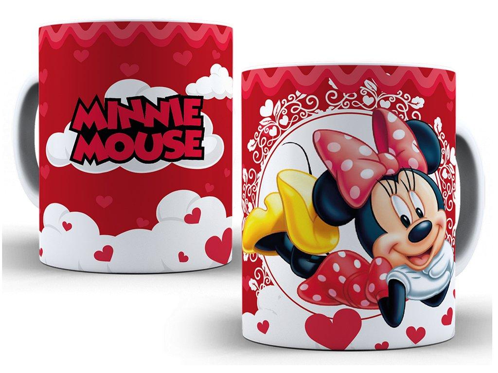 Hrneček Mickey a Minnie- Mickey 14