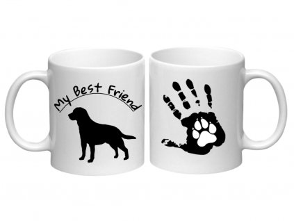 Hrneček My Best Friend - Labrador