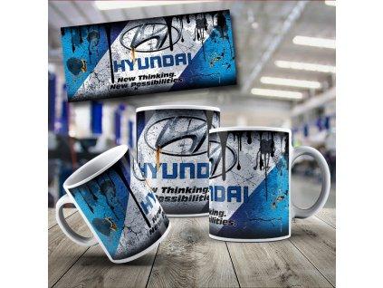 Hrneček s motivem Hyundai