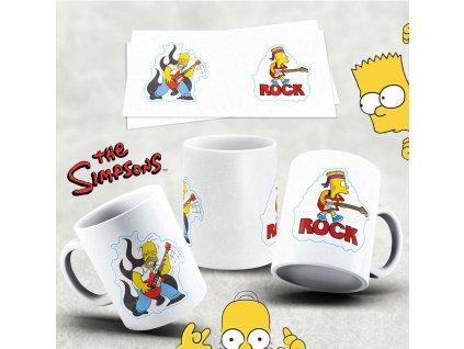 Hrneček s motivem Simpsonovi- 4