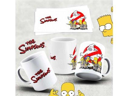 Hrneček s motivem Simpsonovi- 14