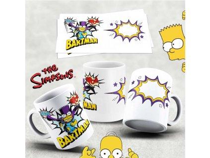 Hrneček s motivem Simpsonovi- 19