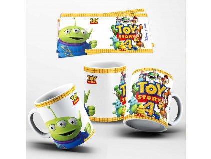Hrneček s motivem-  Toy Story 4