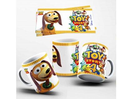 Hrneček s motivem-  Toy Story 7
