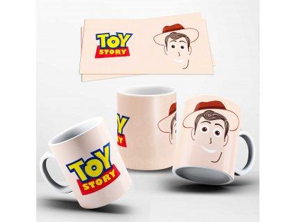 Hrneček s motivem-  Toy Story 8