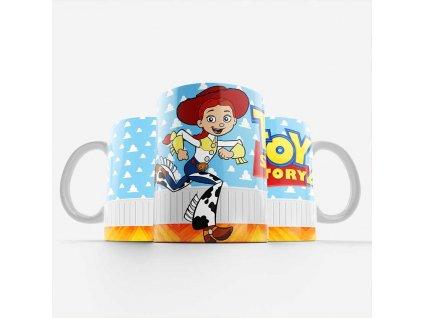 Hrneček s motivem-  Toy Story 18