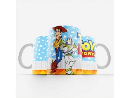 Hrneček s motivem-  Toy Story 20
