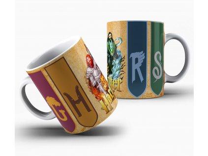 Hrneček s motivem-  Harry Potter 2