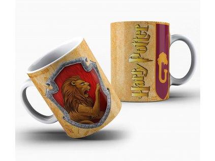 Hrneček s motivem-  Harry Potter 5