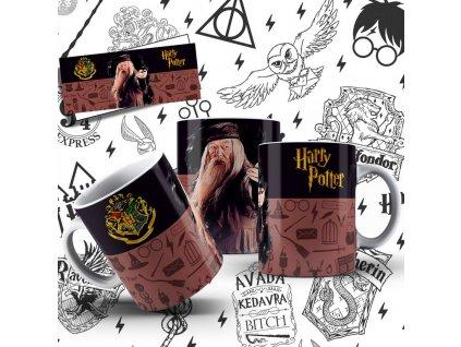 Hrneček s motivem-  Harry Potter 12