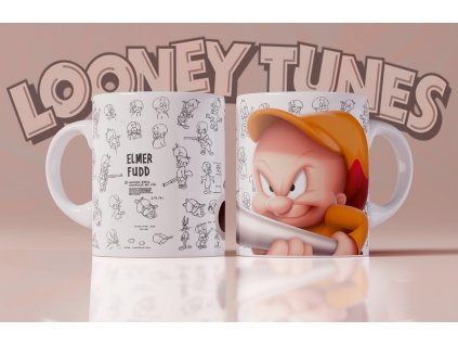 Hrneček s motivem ze seriálu  Looney Tunes 1