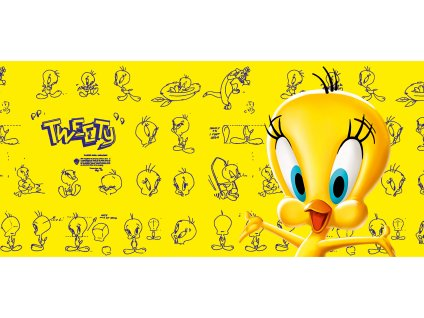 Hrneček s motivem ze seriálu  Looney Tunes 2