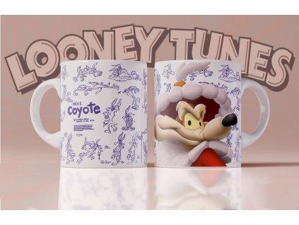 Hrneček s motivem ze seriálu  Looney Tunes 9