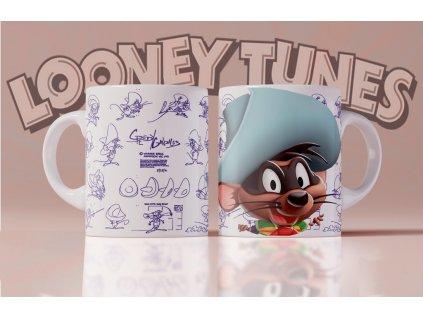 Hrneček s motivem ze seriálu  Looney Tunes 13