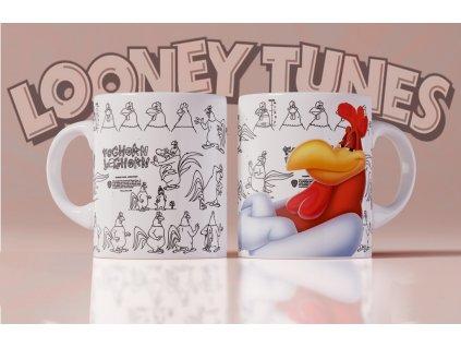 Hrneček s motivem ze seriálu  Looney Tunes 15