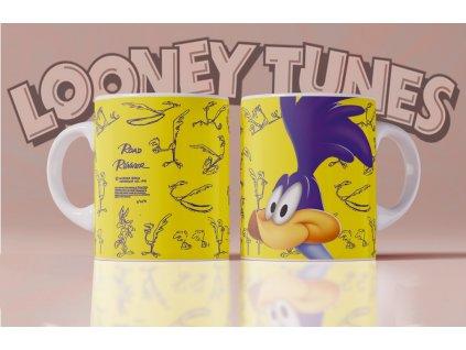 Hrneček s motivem ze seriálu  Looney Tunes 16