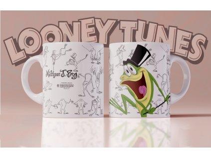 Hrneček s motivem ze seriálu  Looney Tunes 21