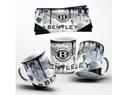 Hrneček se značkou vozů Bentley 05